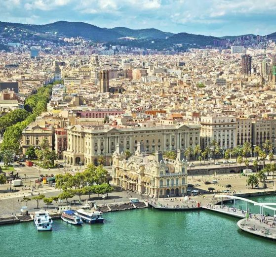 barcelona eski şehir