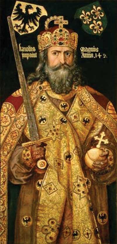 frenk kralı şarlamayn,charlamagne, katalan tarihi