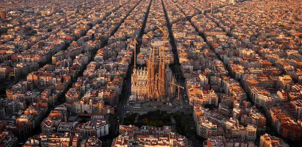 la sagrada familia church