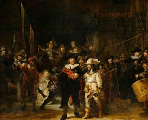rembrandt, rijksmuseum
