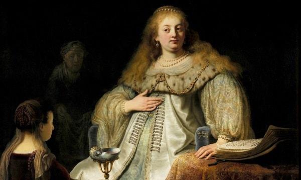 Madrid'in Müzeleri, Rembrandt