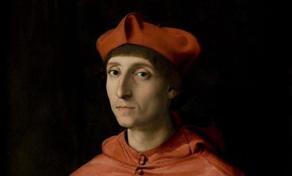madrid Prado Müzesi, Rafael'in Kardinal tablosu