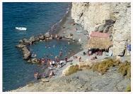 kos termes kaplıca plajı