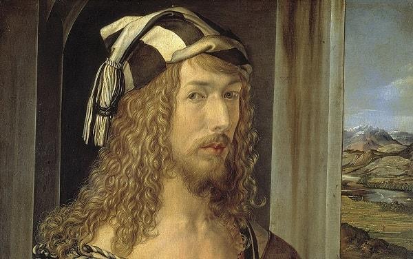 Otoportre, Albrecht Dürer, Prado Müzesi, Madrid