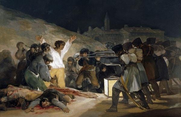 Madrid'de Gezilecek Yerler, Prado Müzesi, Goya
