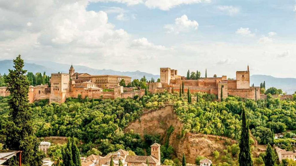 how to buy Alhambra tickets online