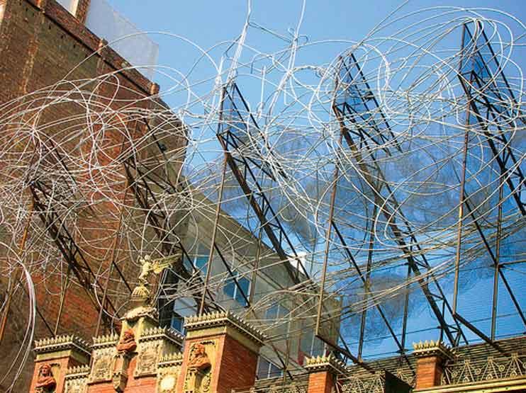 barcelona antoni tapies müzesi