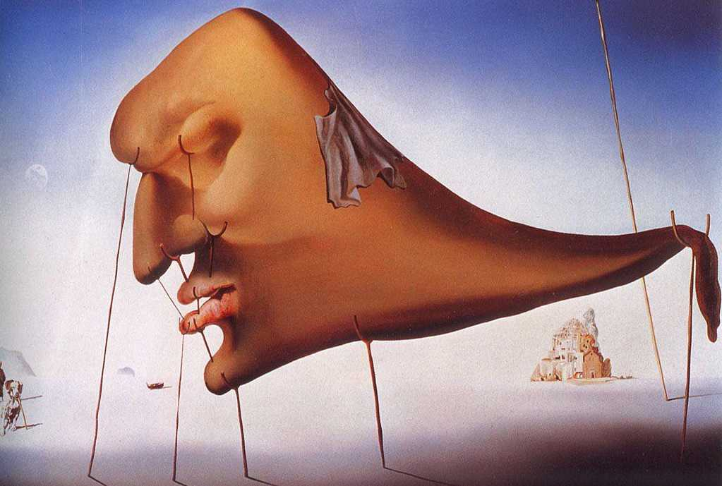 the art of dali