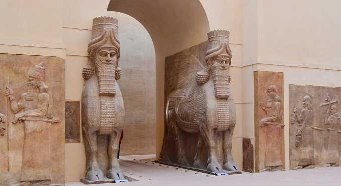 Eastern Mesopotamia Antiques