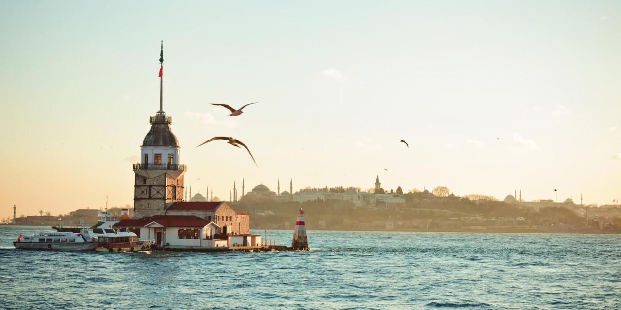 Asiatisk side av Istanbul