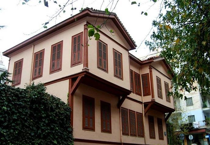 Ataturk'ün Evi, Selanik
