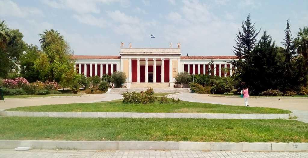 atina arkeoloji müzesi