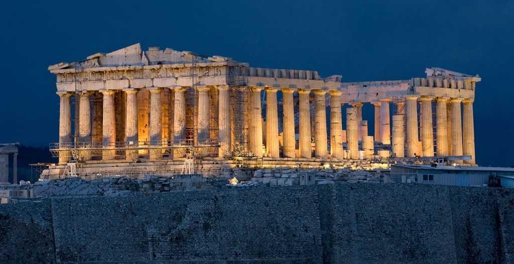 akropol, atina
