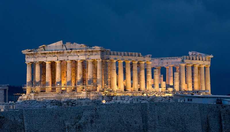 Atina'da Türkçe Rehber