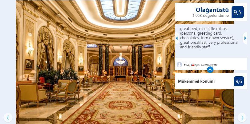 barcelona en iyi lüks otel hangisi