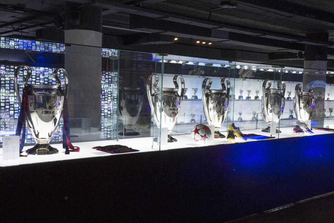 FC Barcelona Stadyumu Müzesi