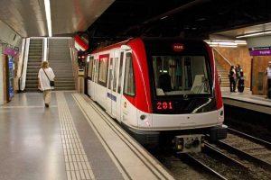 Barcelona metrosu, metro saatleri, metro haritası