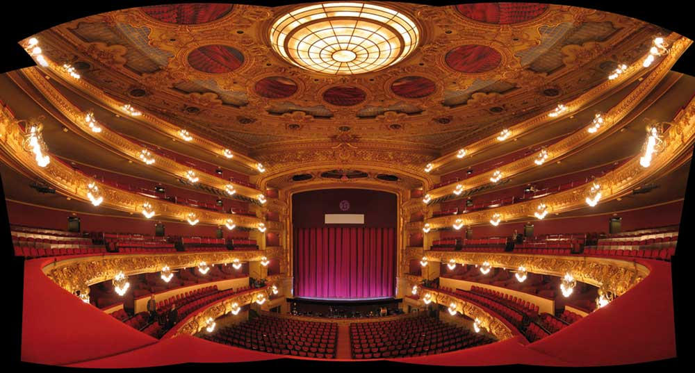 barcelona operası, opera liceu, las ramblas caddesi