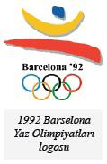 barcelona olimpiyat logosu