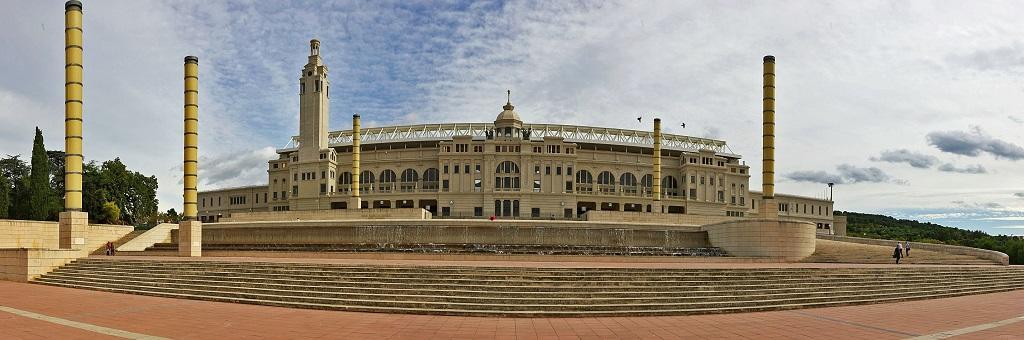 Barselona Olimpiyat Stadı