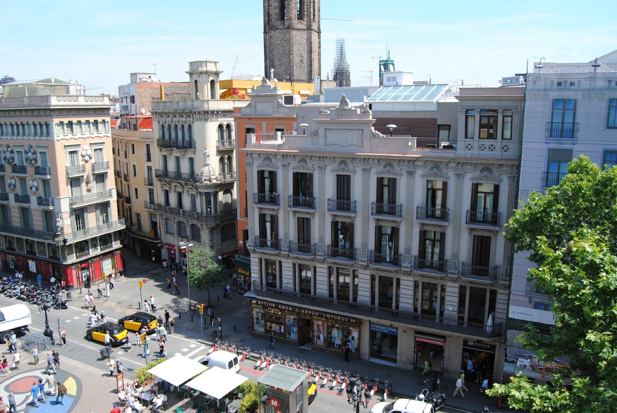 Barselona, otel, apart, daire,