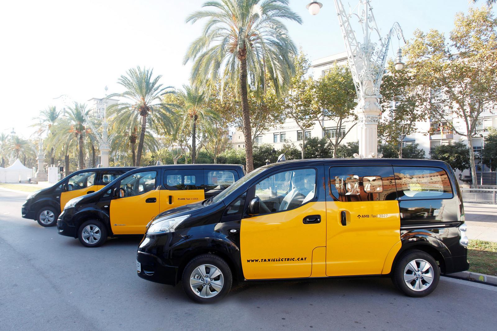 Barcelona Taksi Ücretleri