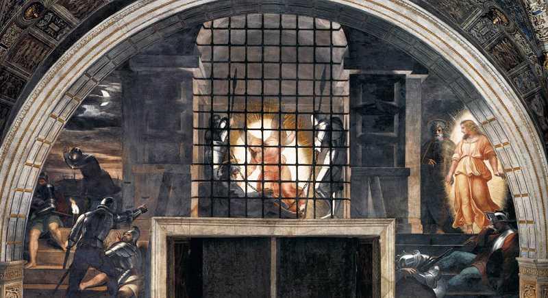 Befreiung des Heiligen Petrus, Vatican