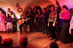 best flamenco show in spain
