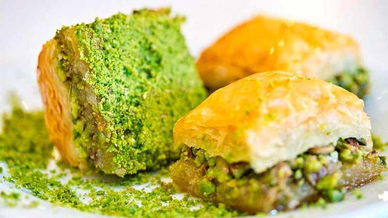 gastronomische tour, beste baklava in Istanbul