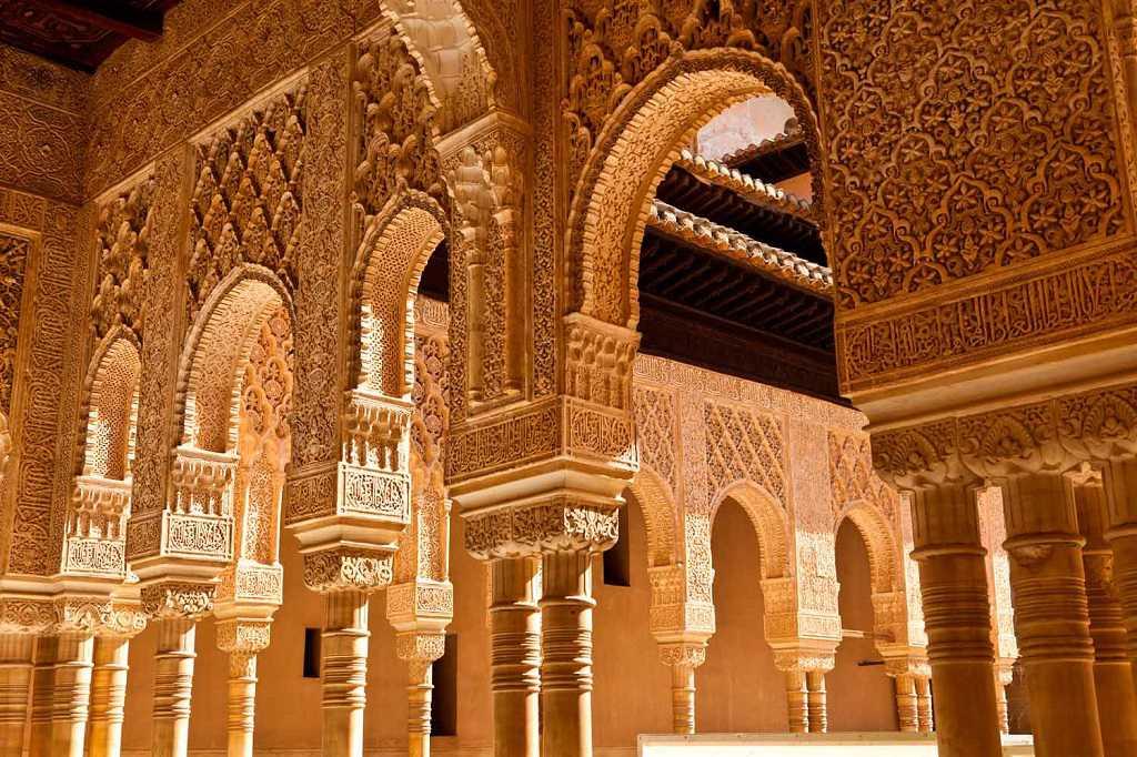 Como comprar los billetes para Palacio Alhambra Granada online