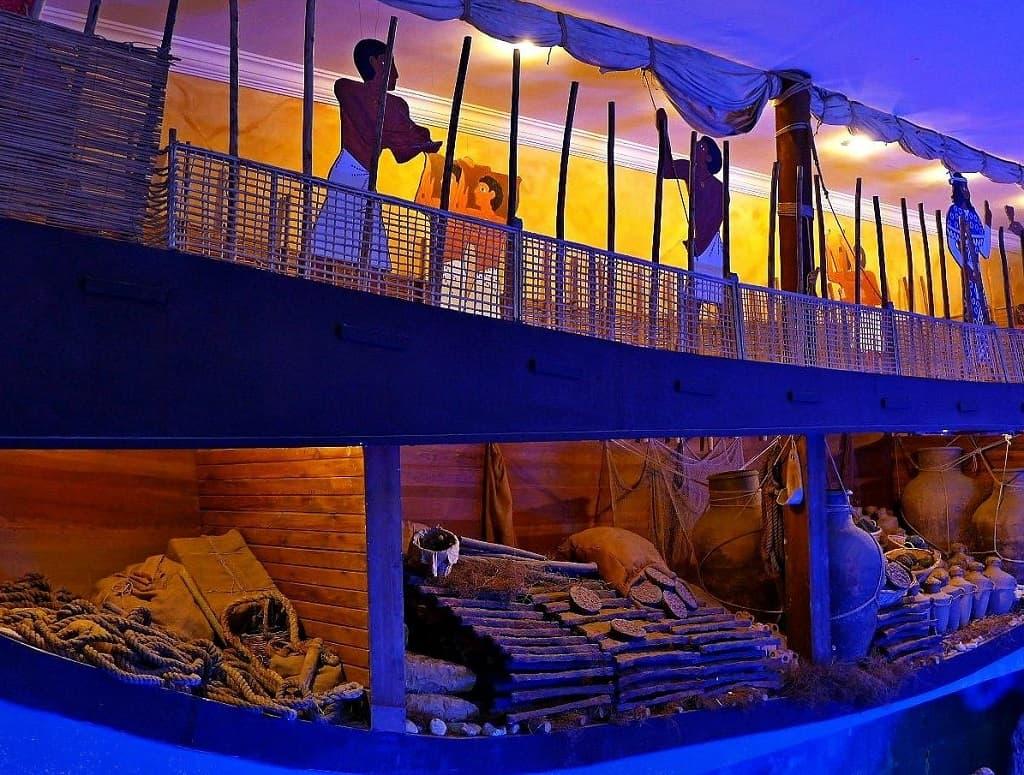 bodrum kalesi ve sualtı müzesi turu