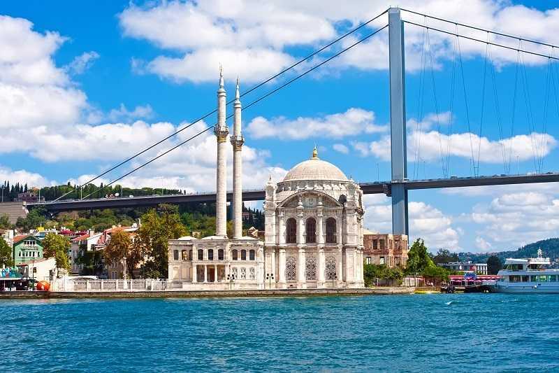 Bosphorus cruise boat tour