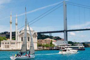 Bosphorus Cruise Tour In Istanbul