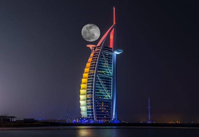 burj al arab oteli dubai