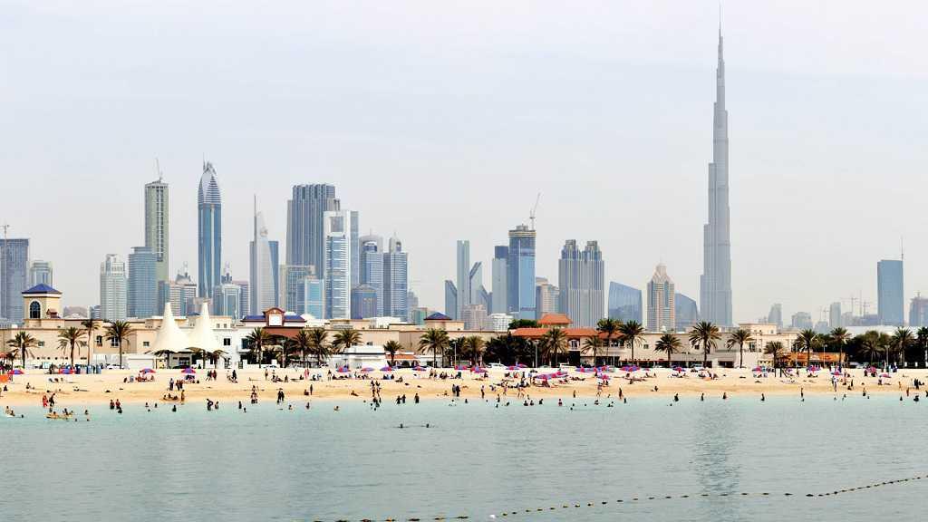 das Burj al Khalifa Dubai