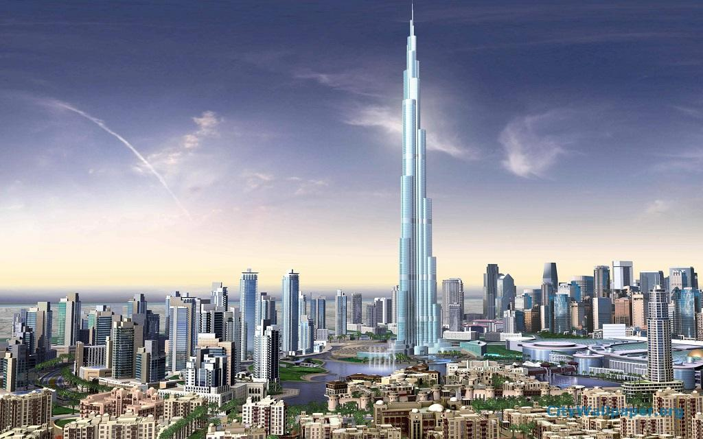 Burj Al Khalifa Specificationsl