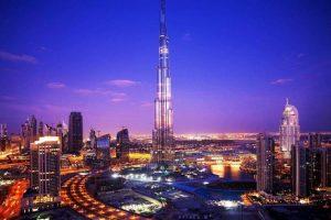 Dubai Burj Khalifa Faits et chiffres