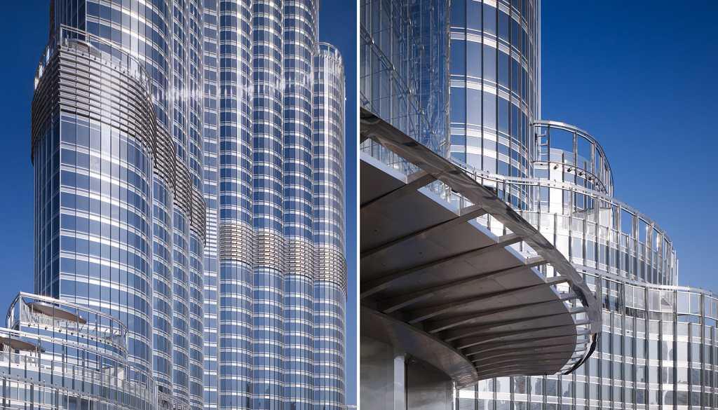 Burj Khalifa információk