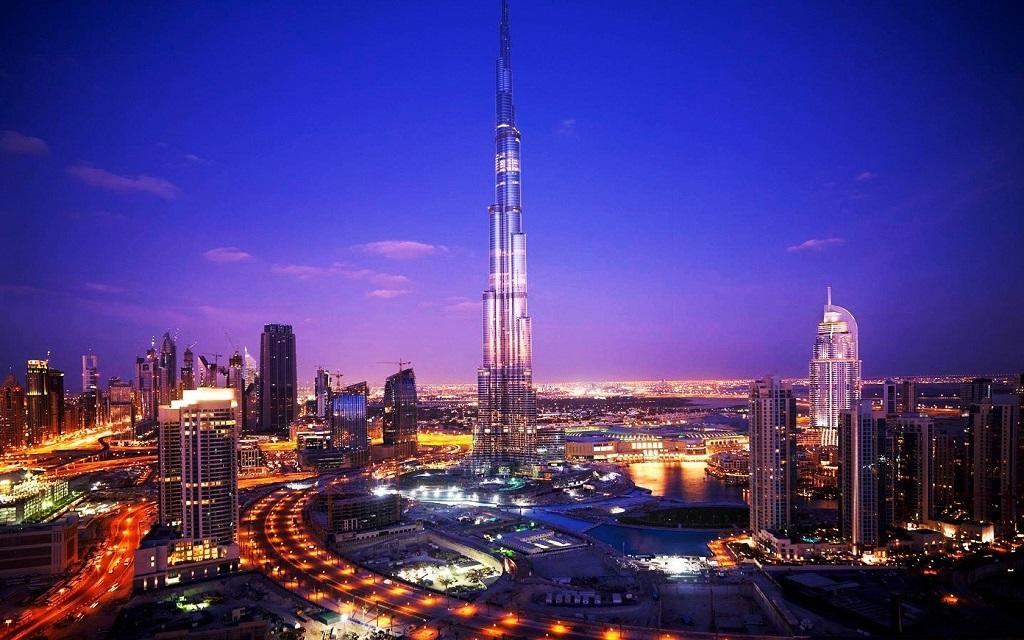 facts and figures Burj Khalifa