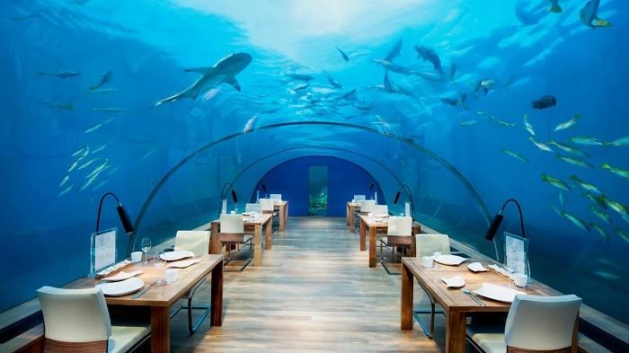 conrad hotel maldivler