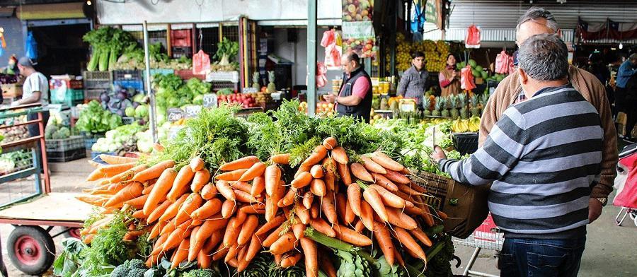 costo de vida en chile, precios de viajar y mercados