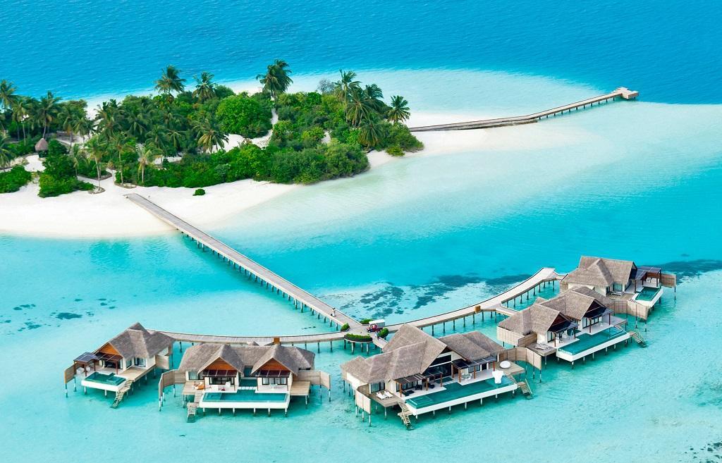 عطلة في جزر المالديف خلال جائحة Covid-19