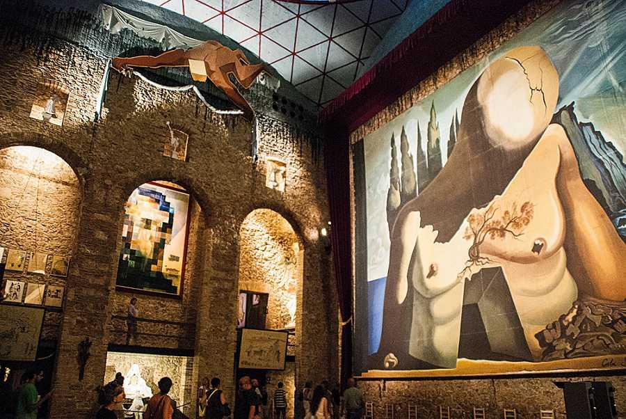 salvador dali müzesi figueres