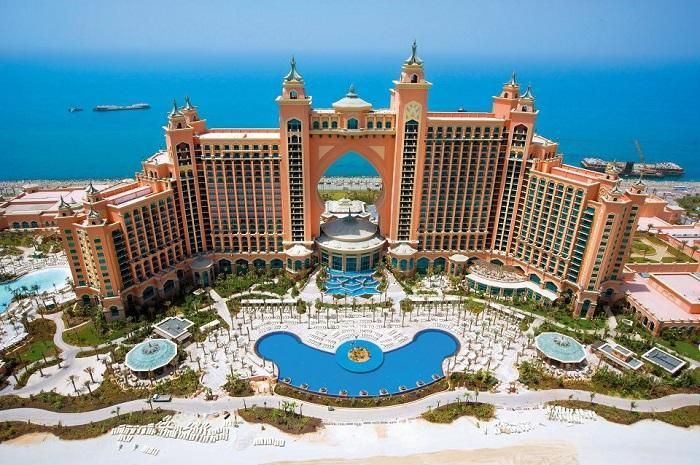 dubai atlantis hotel fiyat