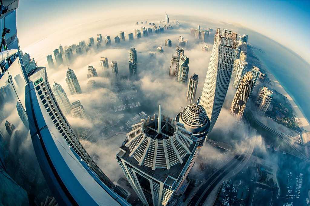 burj khalifa, dubai'de gezilecek yerler