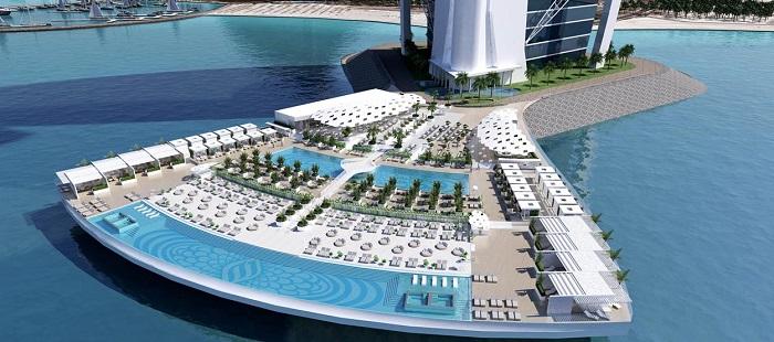 dubai en pahalı otel