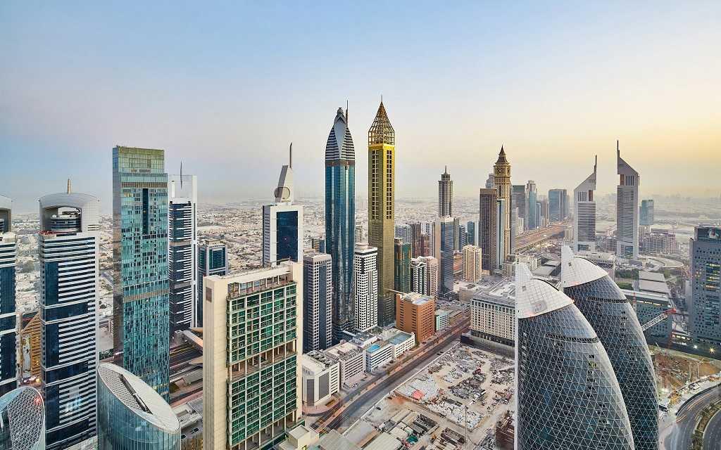 dubai'de türk rehberle özel şehir turu