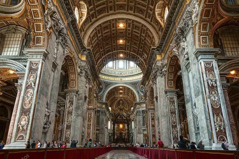 eintrittspreis petersdom vatikanstadt