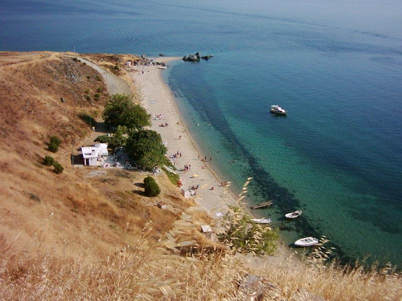 Ekinlik adası plajları