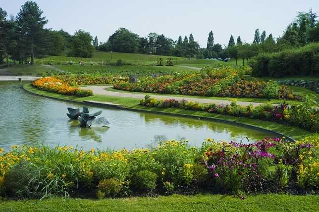 El Parque Floral de París